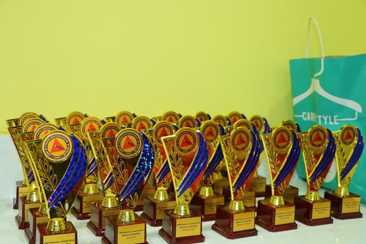 CWF Achievers Awards 2018 : Women on the Rise